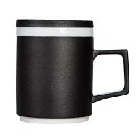 唐丰茶杯陶瓷带盖过滤泡茶杯办公杯水杯喝水杯子家用马克杯创意