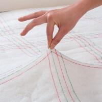 棉絮垫絮棉花被棉胎学生宿舍垫被褥子1.2m1.5单人双人棉被芯被褥