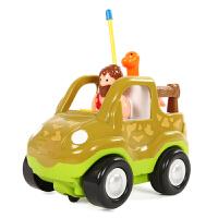 玩具车工程车恐龙车遥控车遥控赛车 儿童电动车宝宝