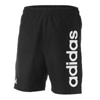 Adidas阿迪达斯 男裤 2018新款休闲运动裤透气短裤 BS5039