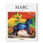 【Basic Art】Franz Marc 德国表现主义艺术家 弗兰茨马尔克 青骑士社的创始人之一 英文原版艺术图书画