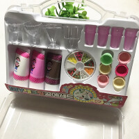 食玩奶油胶套装儿童DIY材料仿真冰淇淋蛋糕点心手工玩具