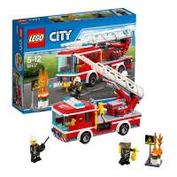 【当当自营】LEGO乐高云梯消防车 60107