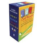 Hiaasen 4-Book Trade Paperback Box Set (Chomp, Flush, Hoot,