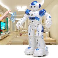 遥控机器人玩具会跳舞智能语音对话早教编程高科技儿童玩具女男孩1qn