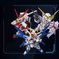 【支持礼品卡】SDEX SD EX高达模型红异端命运00飞翼独角兽强袭自由敢达w5g