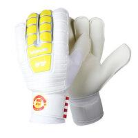 户外运动足球守门员龙门门将手套 加厚乳胶耐磨减少冲击力防滑 带护指