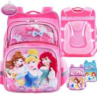 白雪公主迪士尼1-3年级小学生书包女双肩书包 儿童书包女童