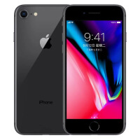 二手机【9.5成新】iPhone 8plus 64G 灰色 移动联通电信4G手机