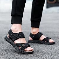 木林森男鞋夏季新款潮流轻便透气休闲百搭运动沙滩鞋男士凉鞋男