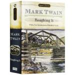 艰苦岁月 英文原版 Roughing It 苦行记 全英文版小说 马克吐温世界名著 正版进口英语书籍