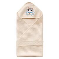 【3件3折后46.44】新生儿包被纯棉初生婴儿抱被春秋夏季薄款抱毯襁褓巾被子宝宝用品