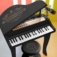 冰雪奇缘2儿童电子钢琴玩具男女孩初学者两岁宝宝带话筒生日礼物