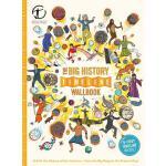 【预订】The Big History Timeline Wallbook: Unfold the History o