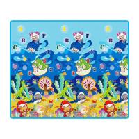 [当当自营]Auby 澳贝 喜羊羊益智玩具 喜羊羊海洋折叠地垫 双面婴儿爬行垫安全环保无毒无味 465512