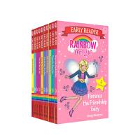 【首页抢券300-100】Early Reader Rainbow Magic Collection 彩虹魔法仙子分级读