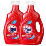 【10斤组合装】奥妙(OMO) 深层洁净洗衣液 2.5kg+2.5kg
