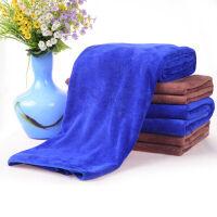 洗车毛巾大号纤维擦车毛巾布加厚吸水大毛巾洗车清洁工具