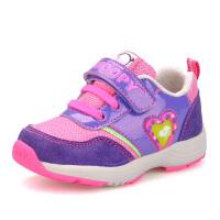 史努比童鞋儿童机能鞋女童软底学步鞋中小童机能鞋