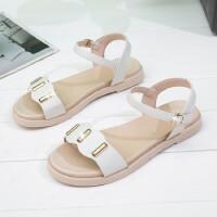 WARORWAR 法国YN38-288夏季韩版平底舒适女凉鞋