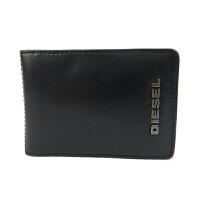 迪赛 DIESEL X01978-PR378-H4868简约证件包 黑色