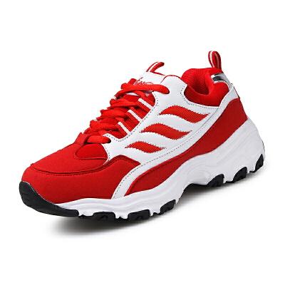 Mr.zuo春季运动鞋女鞋透气平跟单鞋休闲鞋女韩版学生跑步鞋轻便旅游鞋子