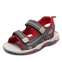 【1件3折价:66元】男童凉鞋夏季新款软底儿童户外鞋防滑中大童小男孩沙滩鞋小孩鞋子DW218