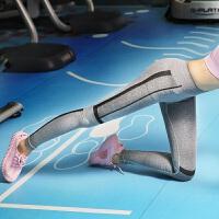 款 户外 运动 跑步 长裤 女士 拼接 网纱 弹力 跑步 瑜伽 健身裤