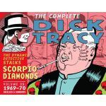 【预订】Complete Chester Gould's Dick Tracy Volume 25