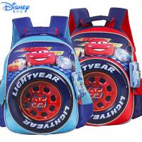 迪士尼(Disney)幼儿汽车麦昆书包幼儿园男童卡通双肩书包RB0112