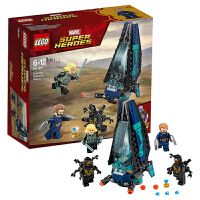 LEGO 乐高 拼插类玩具 Super Heroes超级英雄系列 先驱者号运输船(Outrider Dropship)