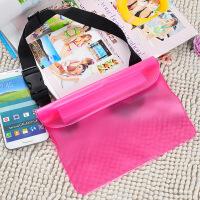 大手机防水袋腰包杂物袋钱包相机套收纳袋漂流游泳水上潜水