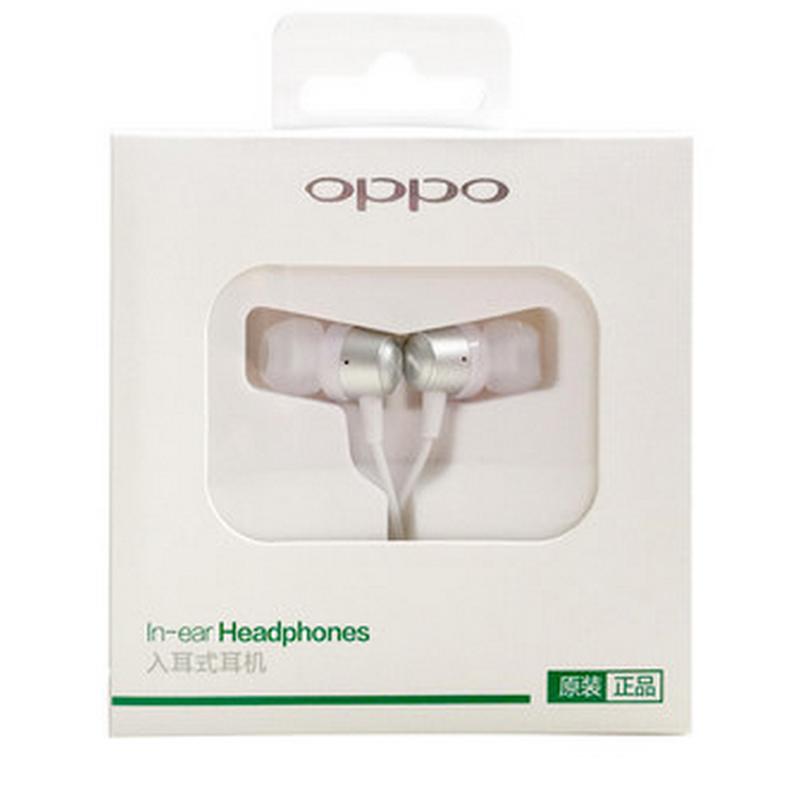 【包邮】OPPO原装耳机美标  MH130 oppo耳机 oppo R9s R9 R9plus R7plus R7/s U3 N3 N1/T/W/mini R5 R1/S Find7 R833T/831T/S829T/827T R830/S X9000 R8000/8007/6007/7007/2017 3007 3005 A31t 原装入耳式线控耳机密封盒装 美标接口 其他接口请勿购买