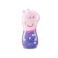 小猪佩奇 Peppa Pig 儿童幼儿宝宝洗护用品洗头洗发水护发素二合一 薰衣草味 350ml*1