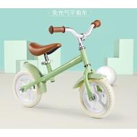 儿童平衡车滑步滑行自行车学行车踏行车溜溜无脚踏两轮