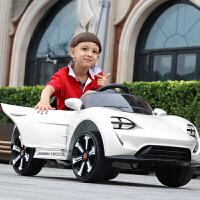 电动遥控汽车男孩女孩童车宝宝玩具车可坐人大型儿童电动车四轮