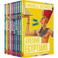 【首页抢券300-100】Scholastic Horrible Histories Collection 可怕的历史