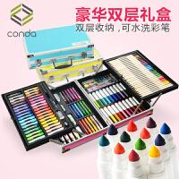 儿童画笔套装礼盒画画工具小学生水彩笔美术绘画学习用品六一儿童节礼物