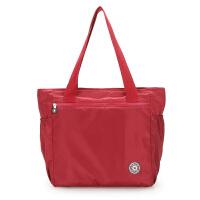 新款女包女士旅行包尼龙牛津布帆布包单肩手提斜跨大包包购物袋女