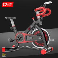 动感单车家用超静音健身车脚踏室内运动自行车减肥健身房器材 1_深域黑标准