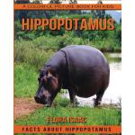 【预订】Facts about Hippopotamus a Colorful Picture Book for Ki
