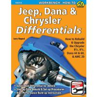 【预订】Jeep, Dana & Chrysler Differentials: How to Rebuild the
