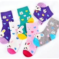 儿童袜子薄款小女孩夏天中筒袜春夏季短袜女童袜子