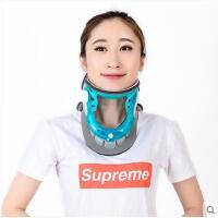 缓解舒适减压颈托拉伸家用颈部前托可曲度调节颈椎牵引器护颈固定器