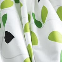 简约床上四件套纯棉1.8m床双人夏季全棉床单式被套田园风1.5m床笠