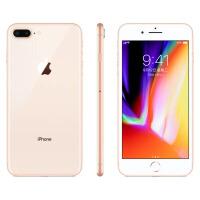 二手机【9.5成新】iPhone 8plus 金色 64G 移动联通电信4G手机