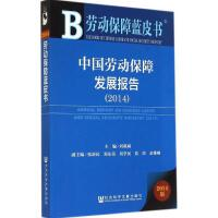 中国劳动保障发展报告(2014)(2014版) 社会科学文献出版社