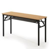 折叠桌 折叠会议桌 折叠培训桌 折叠长条形会议桌 方形桌子