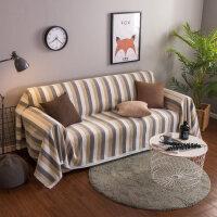 四季通用现代简约客厅沙发罩巾布艺盖沙发垫沙发套包非�f能套J