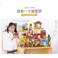 积木拼装7男孩子1女孩8儿童2玩具3-6周岁六一儿童节礼物